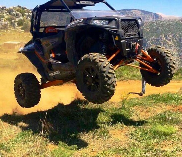 Kickoff your Off-Road Season with POLARIS unique vehicles!Buy your ATV or...