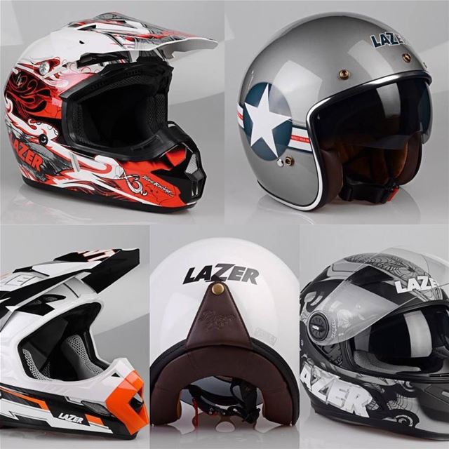 New LAZER helmets For more info : 01-644 442 lazer lazerhelmets ...