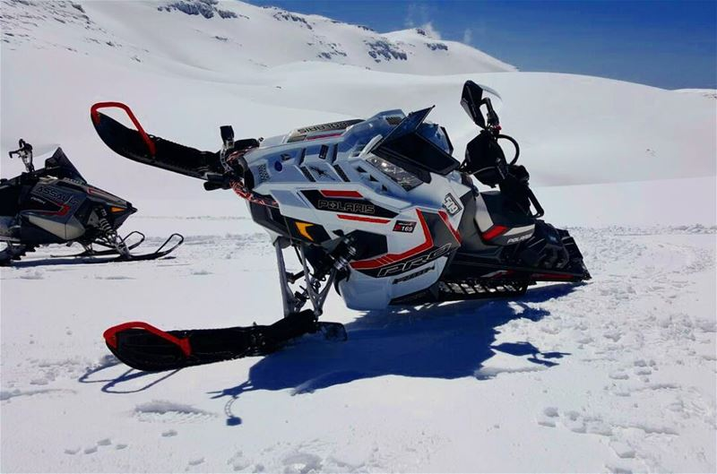 Morning Stretch Up! snow snowmobile snowmobileseason livelovelebanon ...