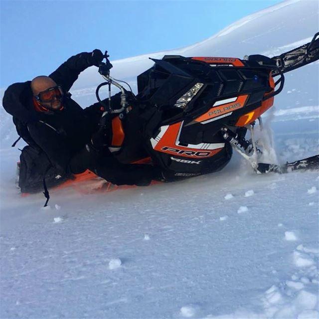 Mohammad tarraf 💥 onroad snowmobiling snowmobile snow lebanon douma...