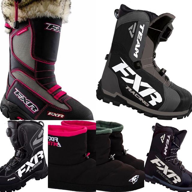 Find your next pair of FXR boots perfect for all your outdoor activities ,...