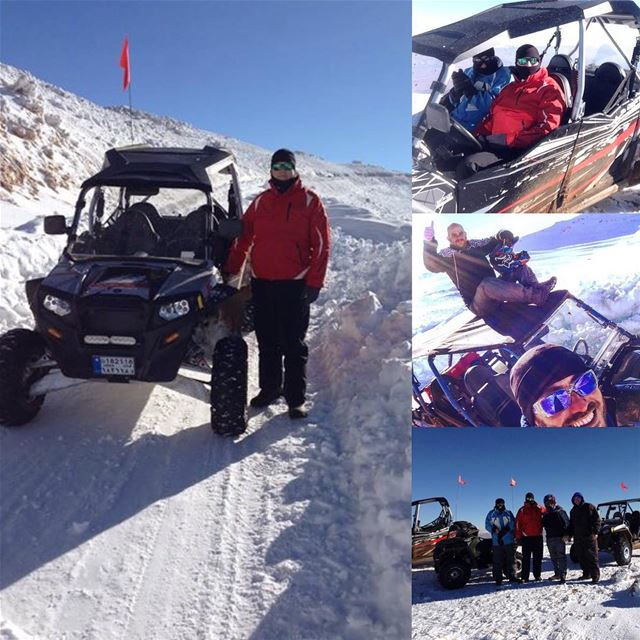 Thank you Osman El Dana for sharing your RZR experience ! Winter Season...