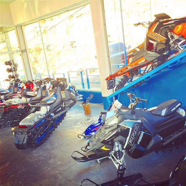 What's your favorite Snowmobile? Full 2016 line can be found at Sodeco &...