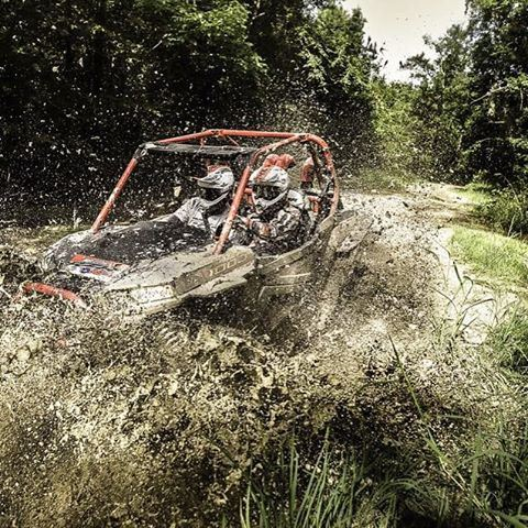 RZR XP 1000 HighLifter Edition- the back woods hot rod everyone dreams...