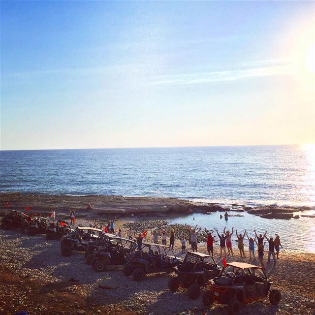 Ready for camping in Batroun! batroun beach camp camping polaris ... (Batroun)