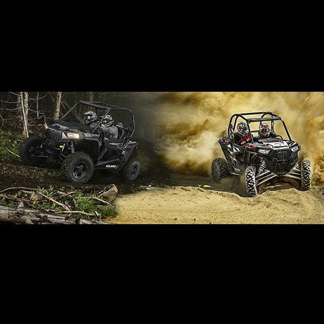Meet the newest members of the RZR family. The all new RZR S 1000 EPS &...