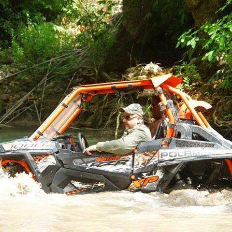 Feeling Hot? Go for a Dip & don't forget to bring your RZR with you! For...