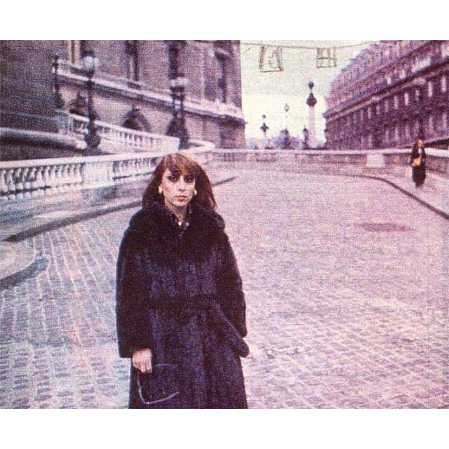 Fairouz in Paris .
