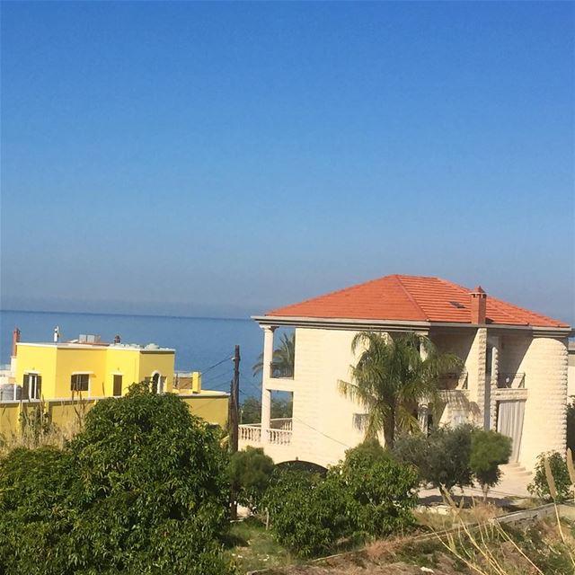 ptk_lebanon ig_lebanon beautifullebanon lebanon natureshots sea ... (Hâlâte, Mont-Liban, Lebanon)