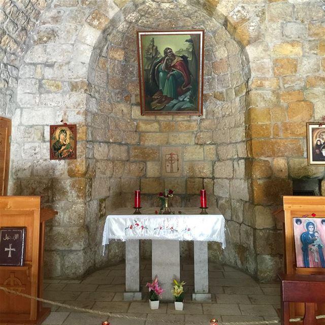 Faith - Lebanon in a Picture