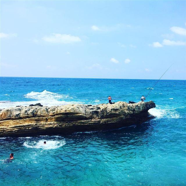 capture igers instacool instalike mediterranean summer lebanon ... (Monsef)