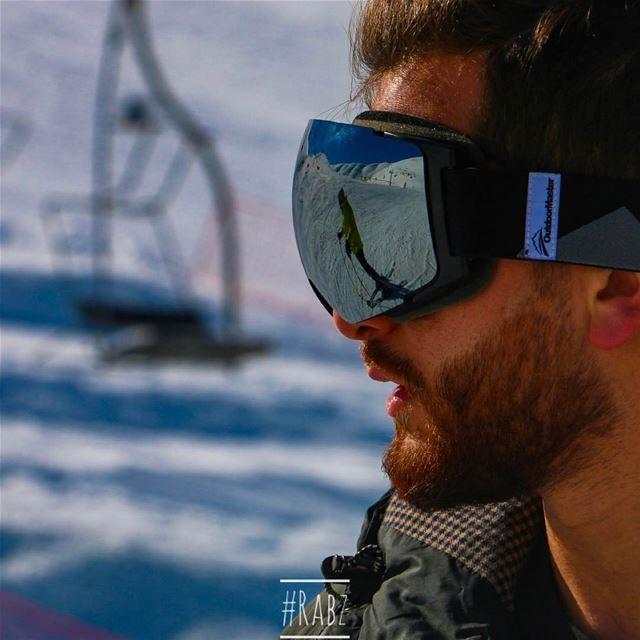 Let's go snowboarding; no time to waste republicofsnowboarding ... (Mzaar Kfardebian Ski Resort)