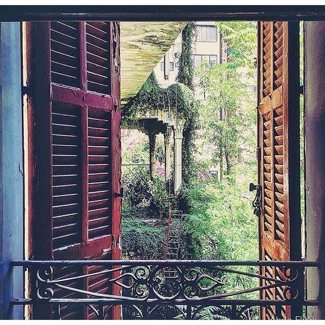 Good Morning, Beirut Bourj Abi Haidar ,
