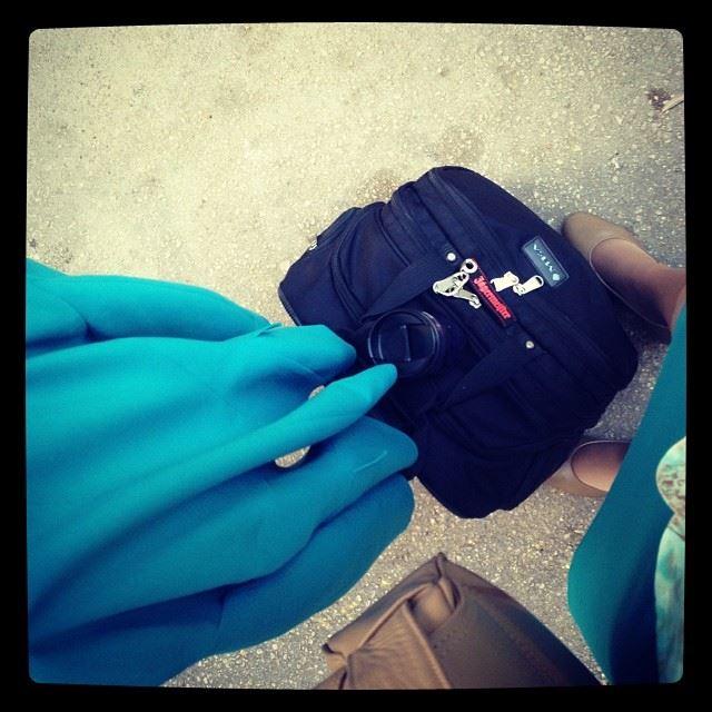early morning amman flight cabincrew thursday beirut lebanon handbag ...