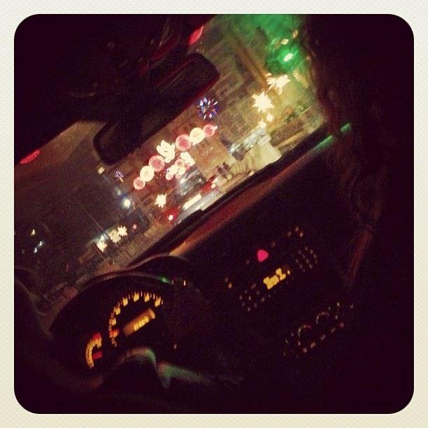 christmas spirit cruise nightout cruising friends chill beirut lebanon ...