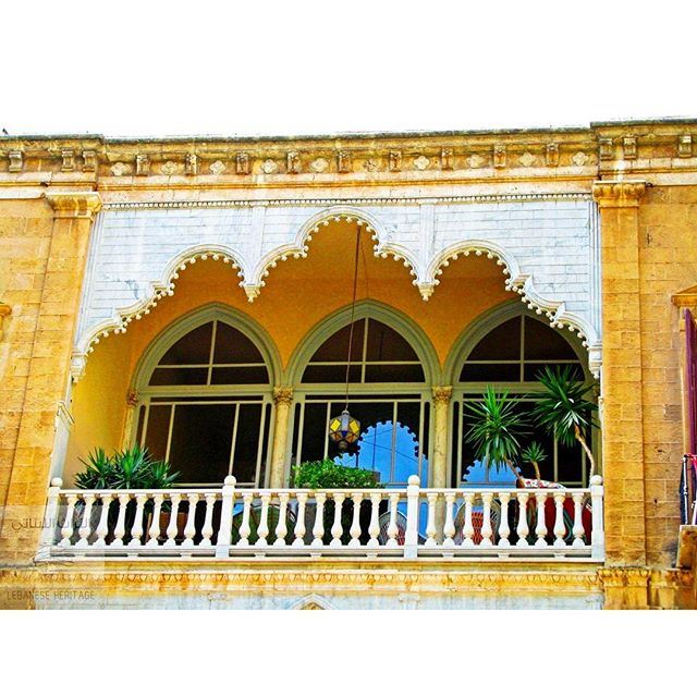 بيروت قصر بسترس وسحناوي ١٨٩٠ ،