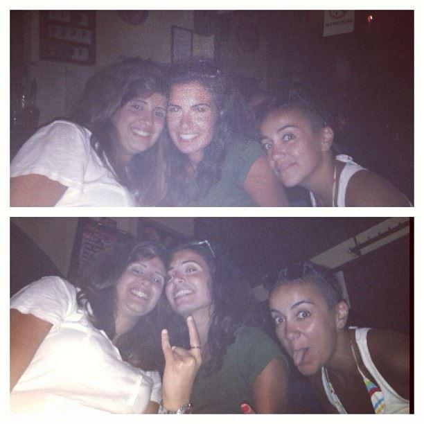friends friendship tuesday night nightlife pub club clubbing music...