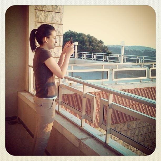shuly me hibz bedroom balcony picture sunset amazing view cameras salima...