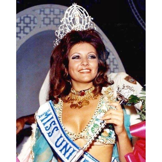 Miss Universe Georgina Rizk