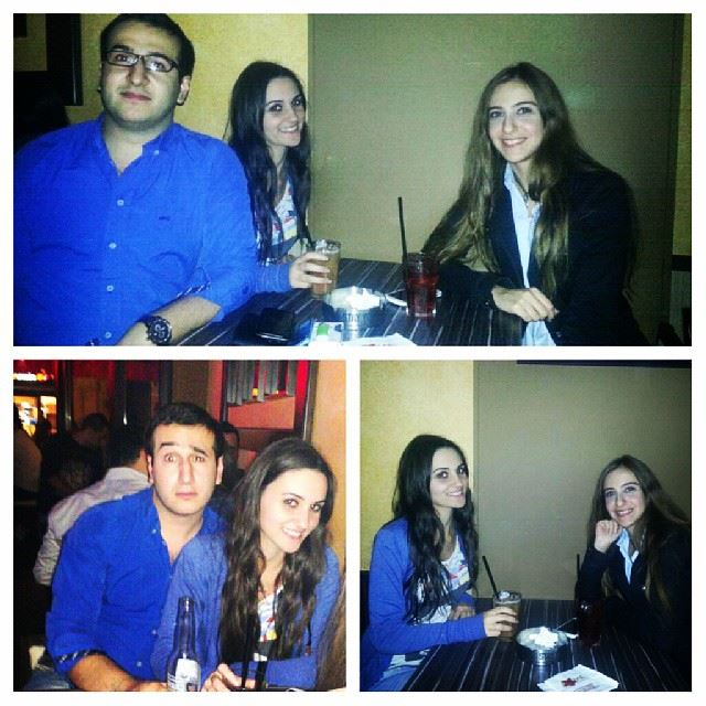 Cheers to friendship ! ♥ friendship friends thursdaynight vodka ... (Fame Pub, Gemayze)
