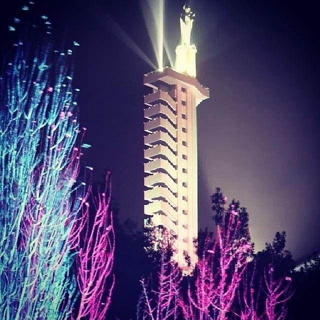 ladyofzahle lebanon zahle christmastime colors ...