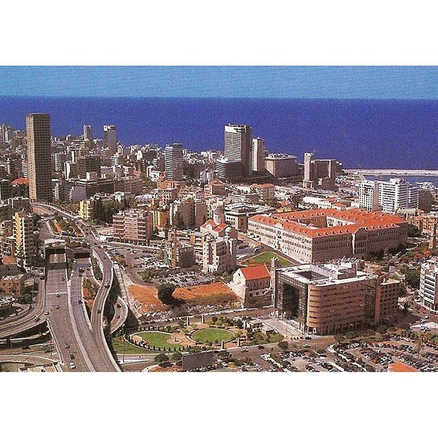 بيروت عام ٢٠٠٢،