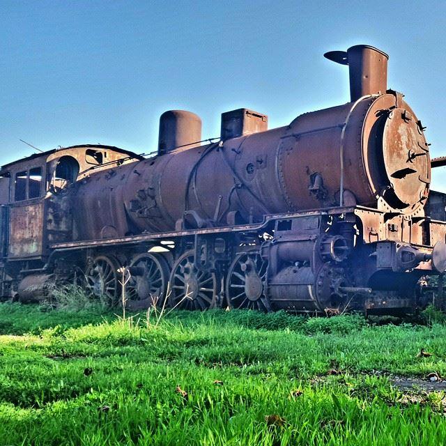 محطة قطار الشمال الميناء طرابلس Al_mina tripoli North Lebanon ...