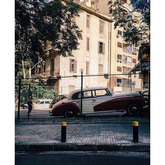 Beirut Old Car 🚙