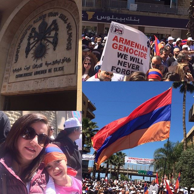 againstallgenocides through generations and generations april24... (Armenian Catholicosate Of Cilicia Church)