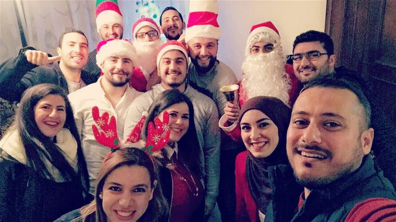 Friends are family you choose for yourself, i choose you .. merry... (Ghazie, Al Janub, Lebanon)