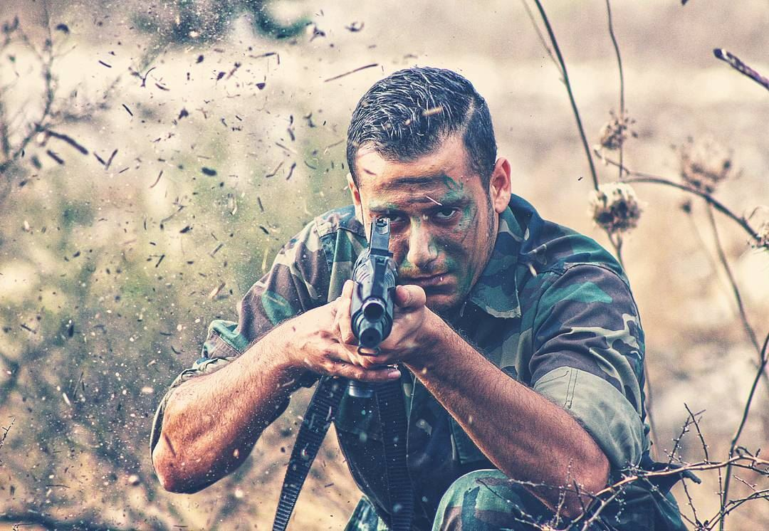 Old but gold tb me army photography oldbutgold fighter photosession... (Khorbet L Dweir)
