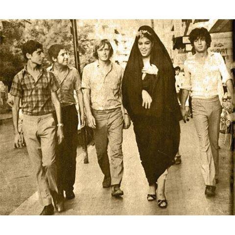 Fifi Abdou HamraStreet 1969 .