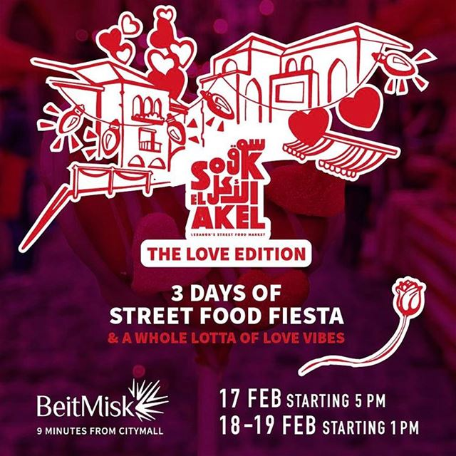 A super exciting event!!!!!!!  soukelakelday  streetfood  happiness  love ...