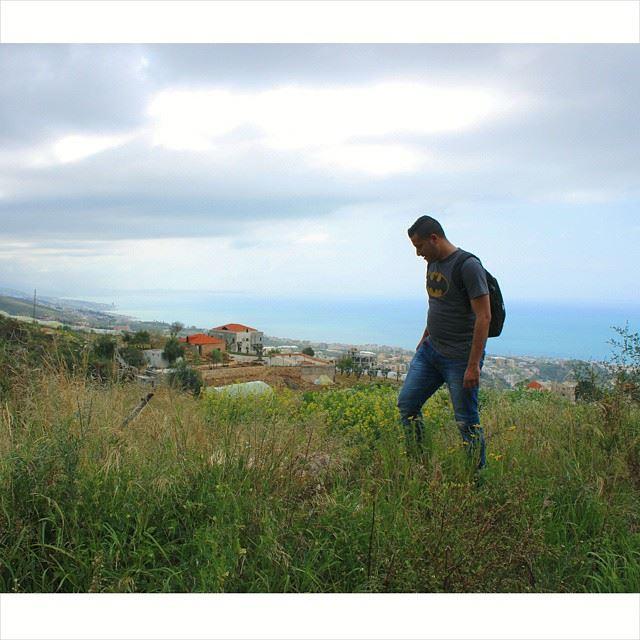 me hiking sky sea gulf byblos jbeil lebanese skyporn lebanon ...