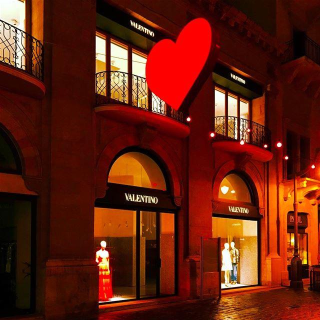 Au coeur de la Saint-Valentin valentinesday ❤️ (Downtown Beirut)