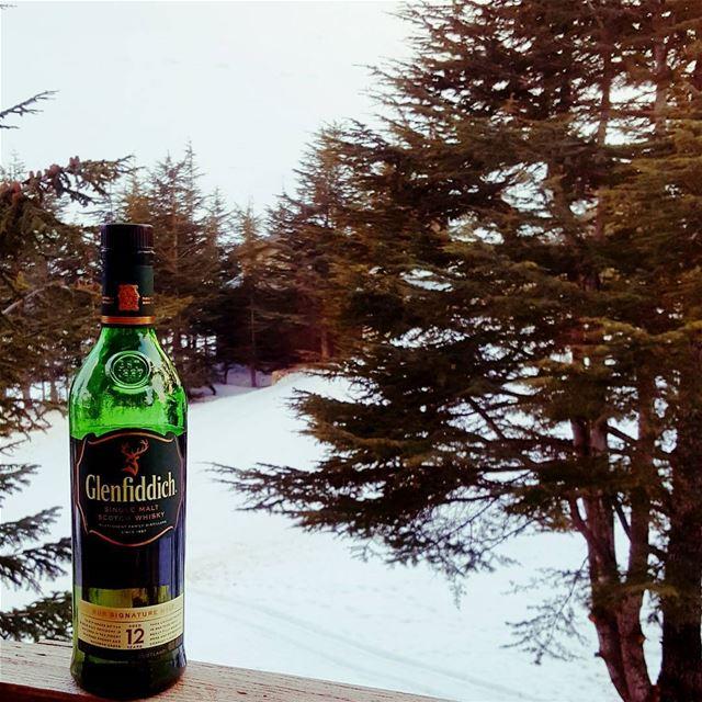 glenfiddich lebanon cedars snow white instagram instapic ...