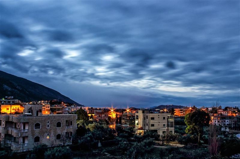 Good morning to all from my dear Arabsalim, shot at 5:50am from the house... (Arabsalim, Lebanon)