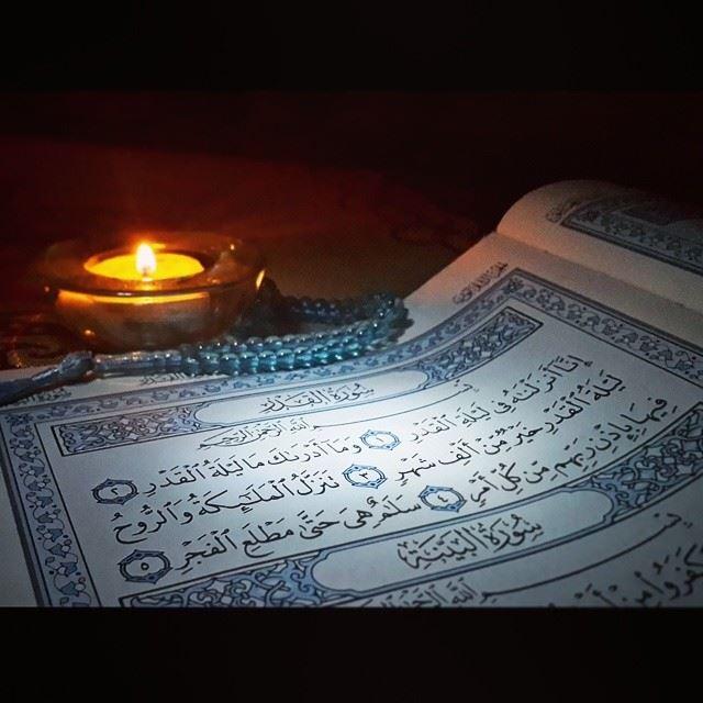 خير من الف شهر ليلة_القدر شهر_رمضان رمضان قرآن لبنان ramadan ...