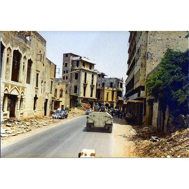Beirut Zaytoune - 1983 .