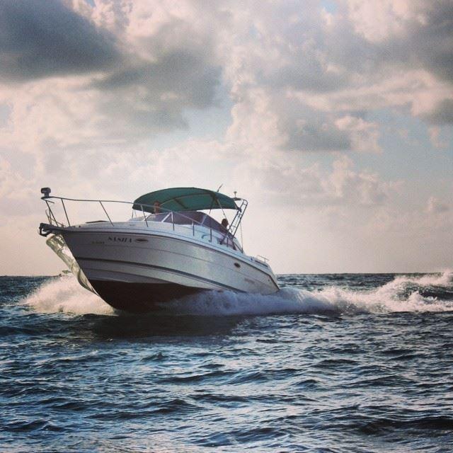 Summr again summer summertime sea water southlebanon boat lebanese ...