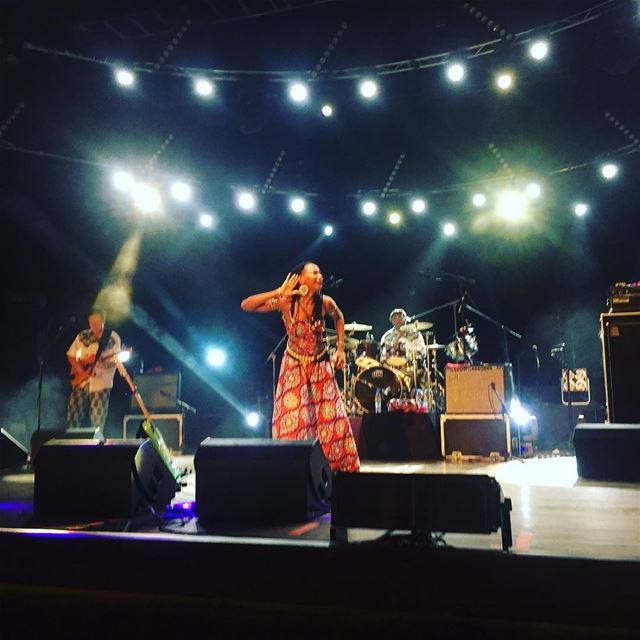 Fatou ce soir mali imissafrica ... (MusicHall Waterfront)
