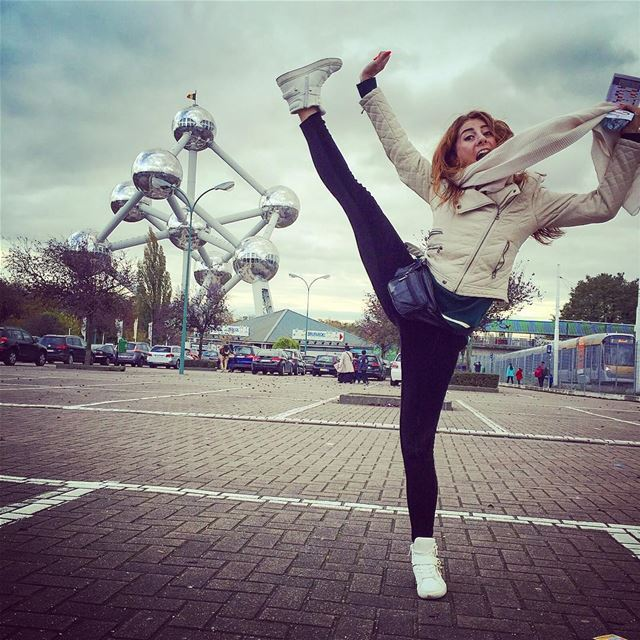 Atomium brussels ❕crazy in love brussels atomium atomiumbrussels ... (The Atomium, Brussels)