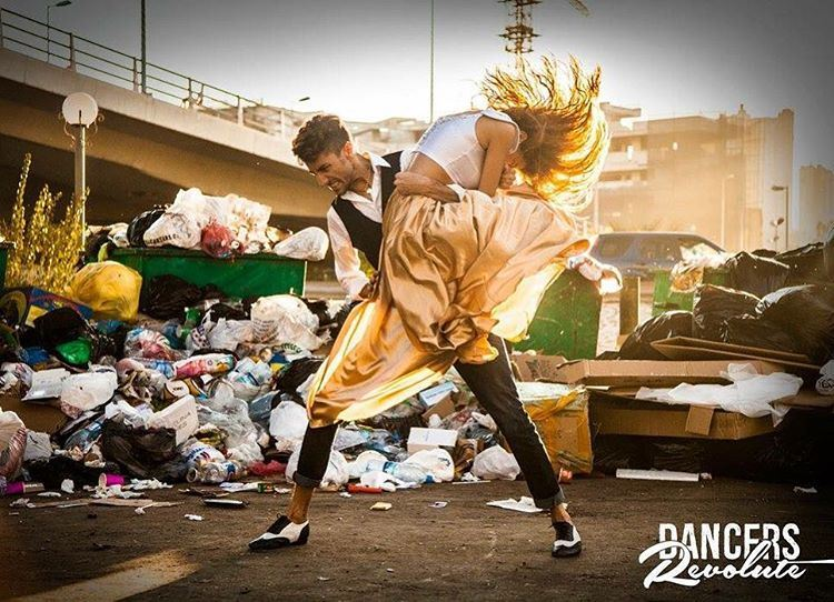 Because a revolution without Dance is a revolution not worth having. Photo...