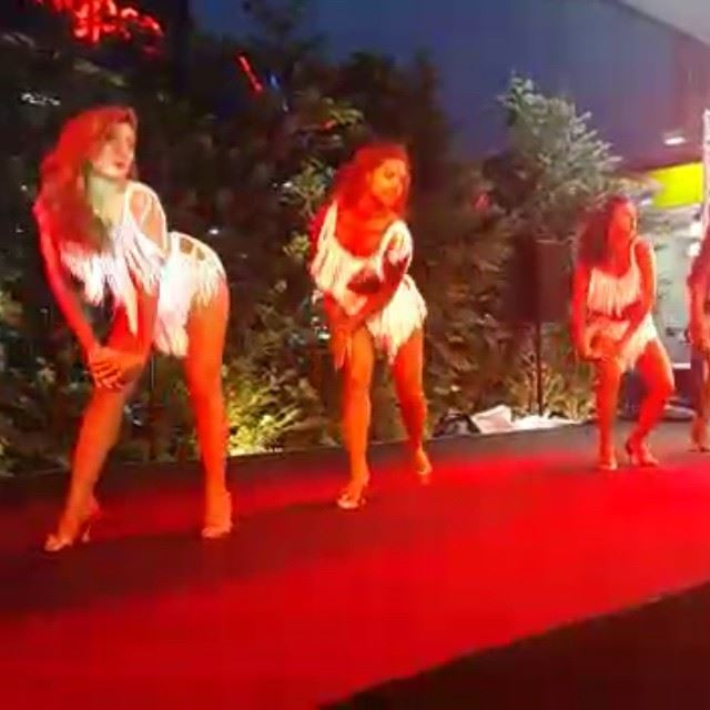 Ladies solo at @samsungctc with @sandrabbas @janayounes @aleccas choreo by...