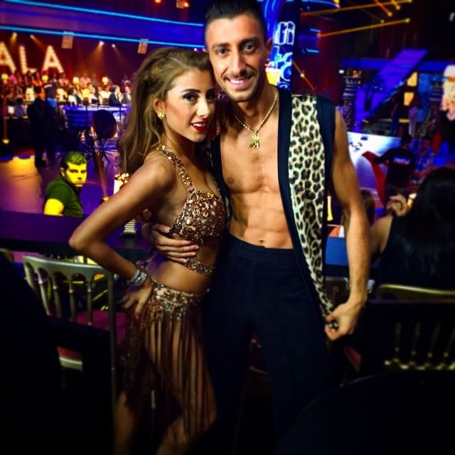 TONIGHT! Dancing with the stars gala night ! Must watch without even...