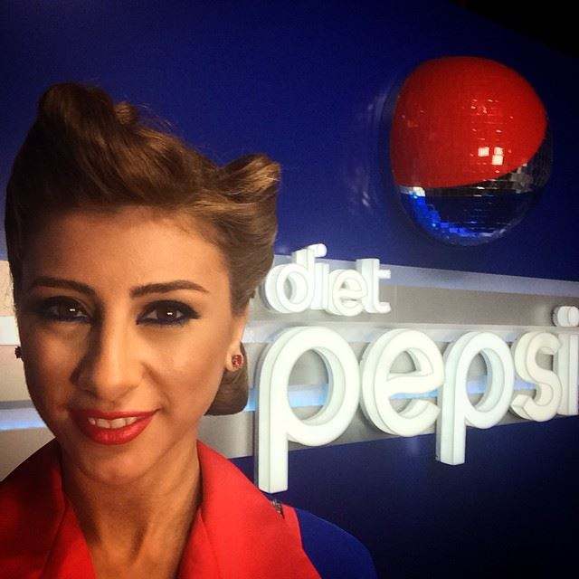 Prodance preparation dwtsme pepsi lebanon dwts amandaabirached ...