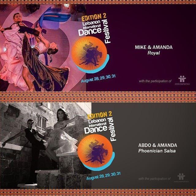 Get ready ! Lebanon international dance festival show dwtsme ... (Eddésands Hotel & Wellness Resort)