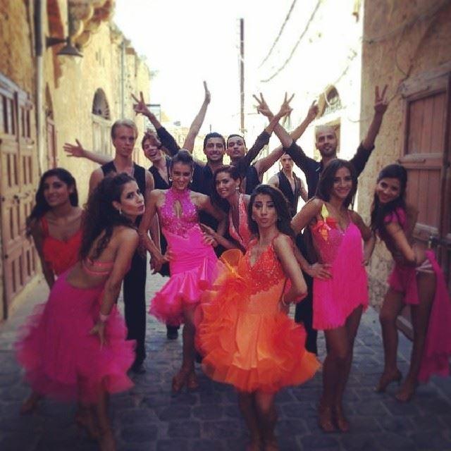 Promoshoot dancing with the stars season 2 dwtsme miss dancers colors ...
