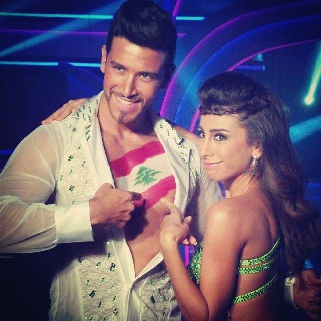 Week4 vote DS13 to 1068 dwtsme dancer stars independance lebanon @ali
