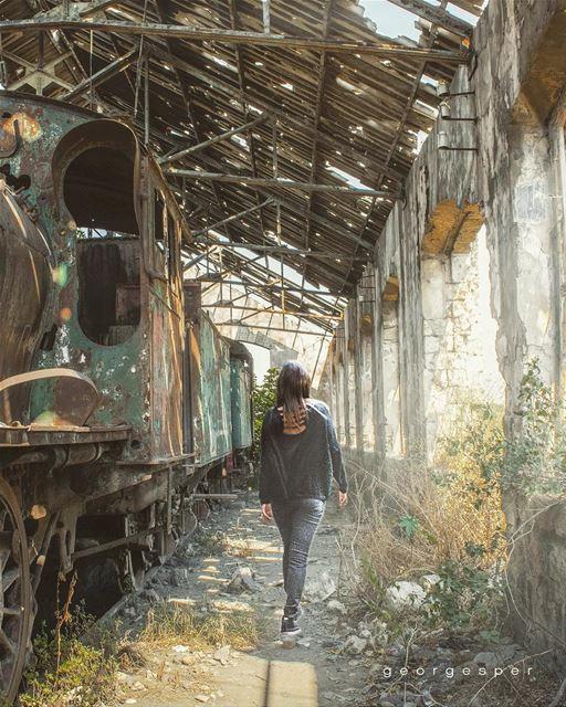 """Abandonment"" part 2.... proudlylebanese beautifullebanon ... (Tripoli, Lebanon)"